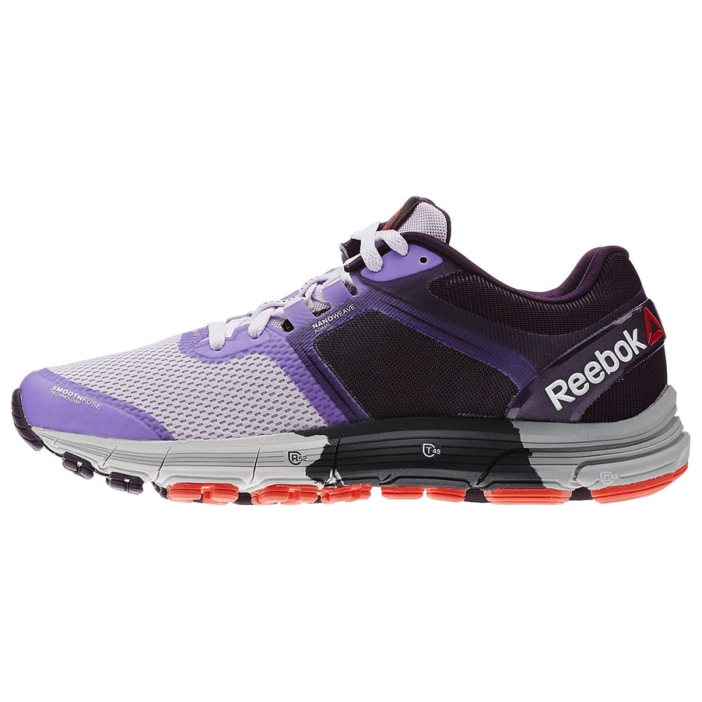 REEBOK Women's One Cushion 3.0 Sneakers - MAGENTA/MULTI