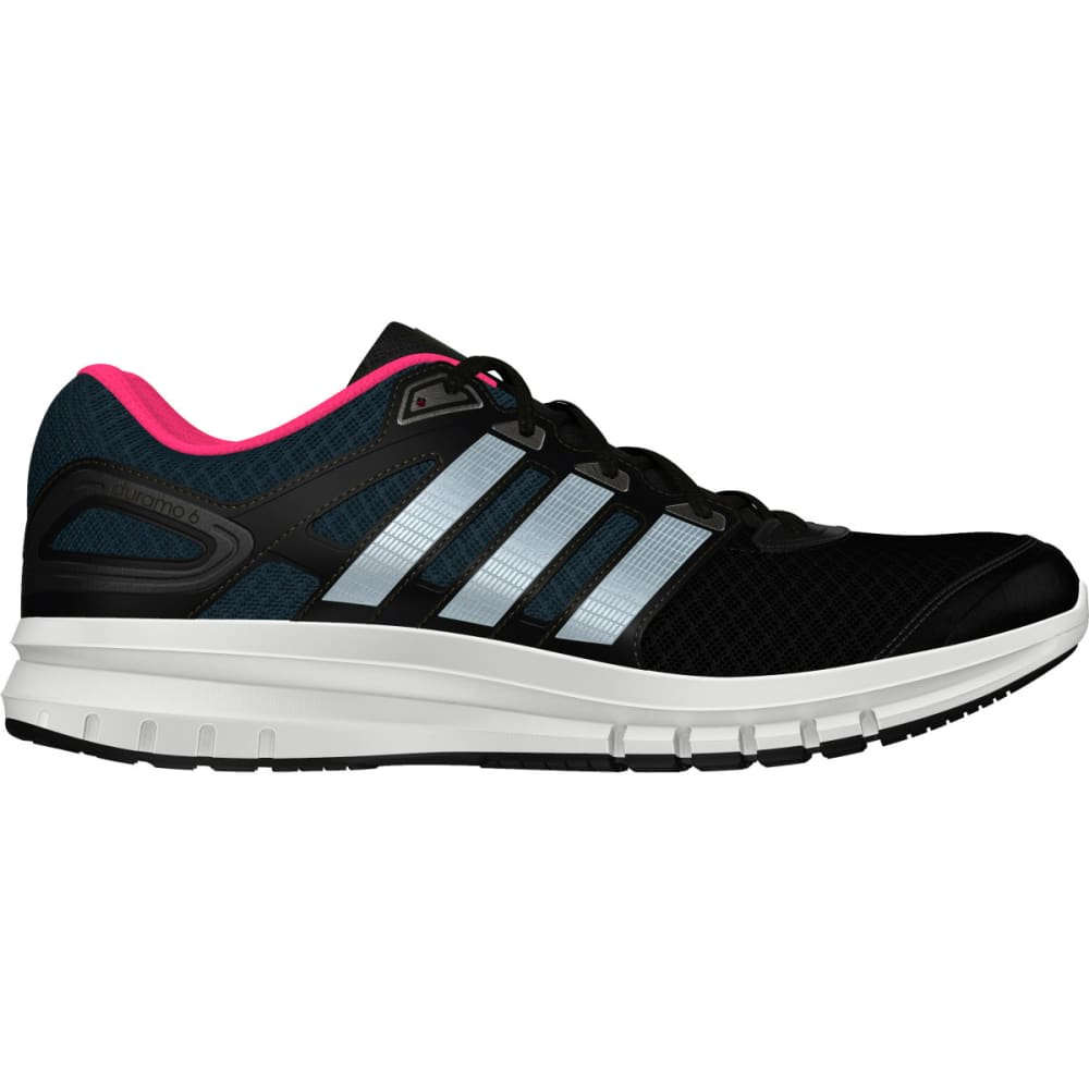 ADIDAS Women's Duramo 6 Running Shoes - BLACK