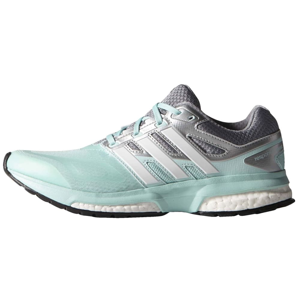 ADIDAS Women's Response Boost Running Shoes - NAVY