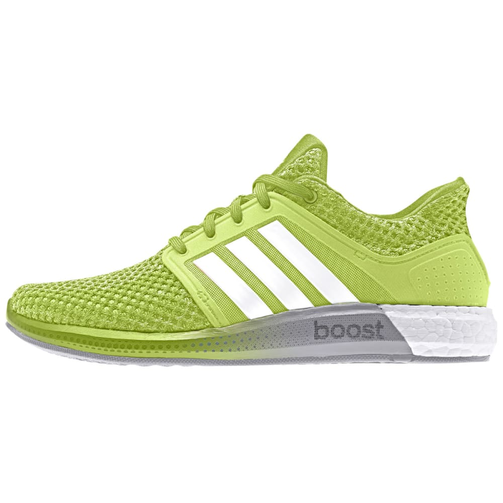 ADIDAS Women's Solar Boost Sneakers - YELLOW