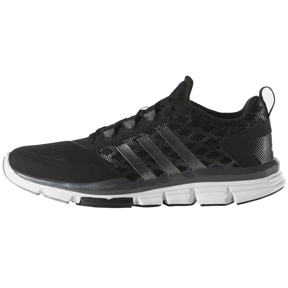ADIDAS Women's Speed Trainer 2.0 - BLACK/STEEL/TROPICAL