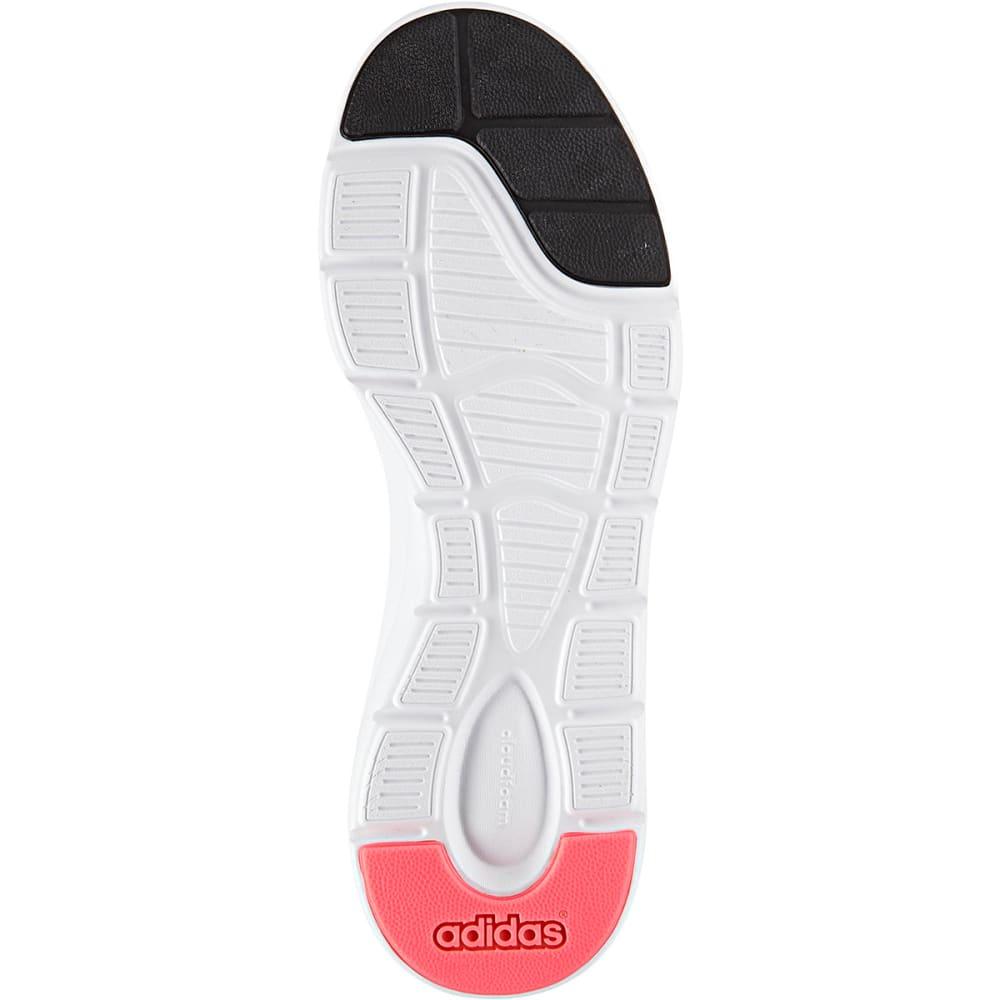 ADIDAS Women's Neo Cloudfoam Xpression Shoes - WHITE/PERIWINKLE