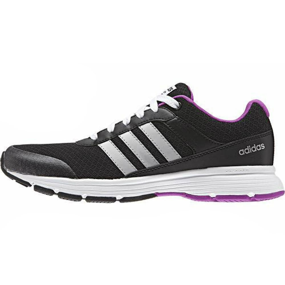 ADIDAS Women's Neo Cloudfoam VS City - BLACK