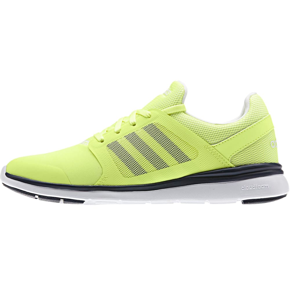 ADIDAS Women's Neo Cloudfoam Xpression Sneakers - TAFFY GREEN