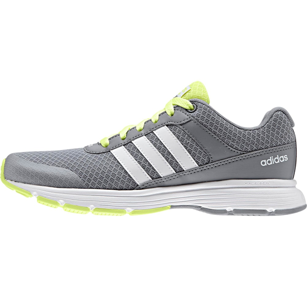 ADIDAS Women's Neo Cloudfoam VS City Sneakers - GREY