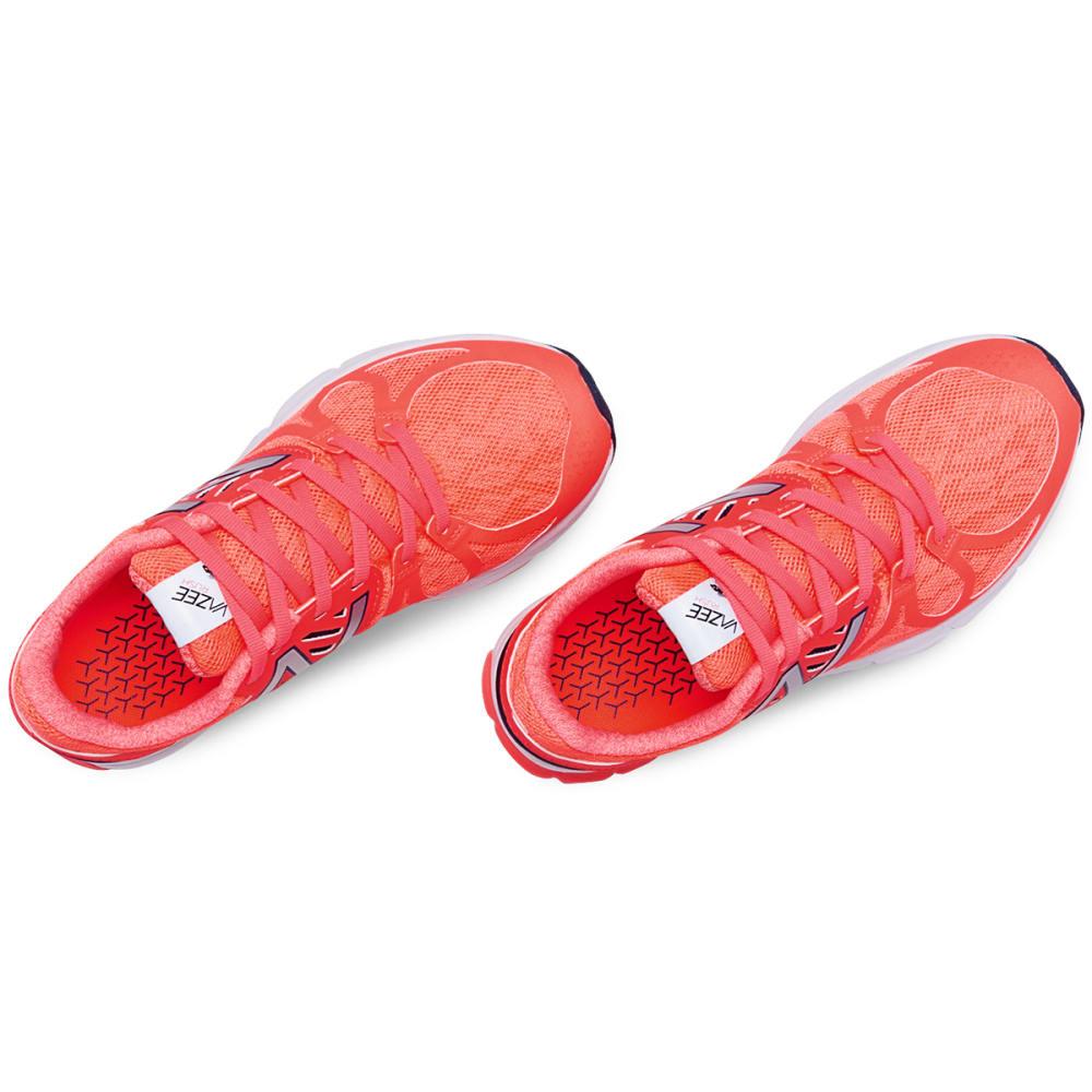 NEW BALANCE Women's Vazee Rush Running Shoes - PINK/WHITE