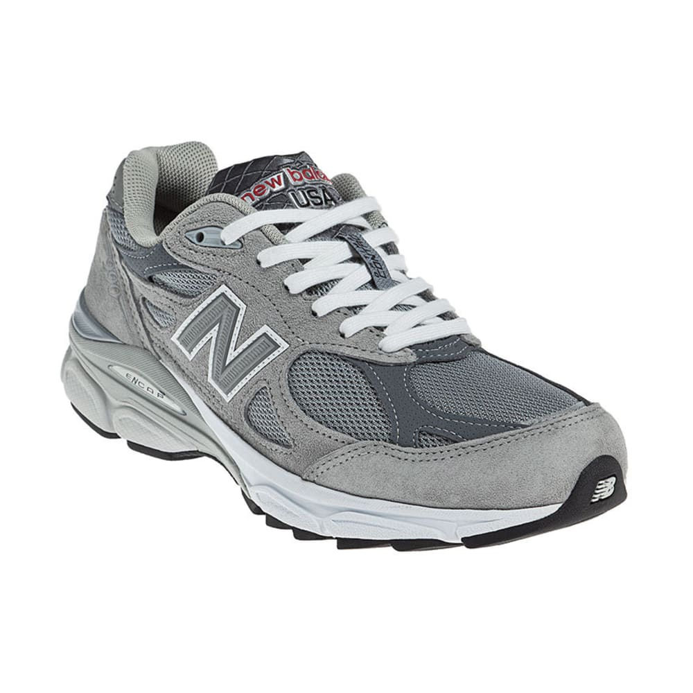 NEW BALANCE Women's 990v3 Running Shoes - GREY