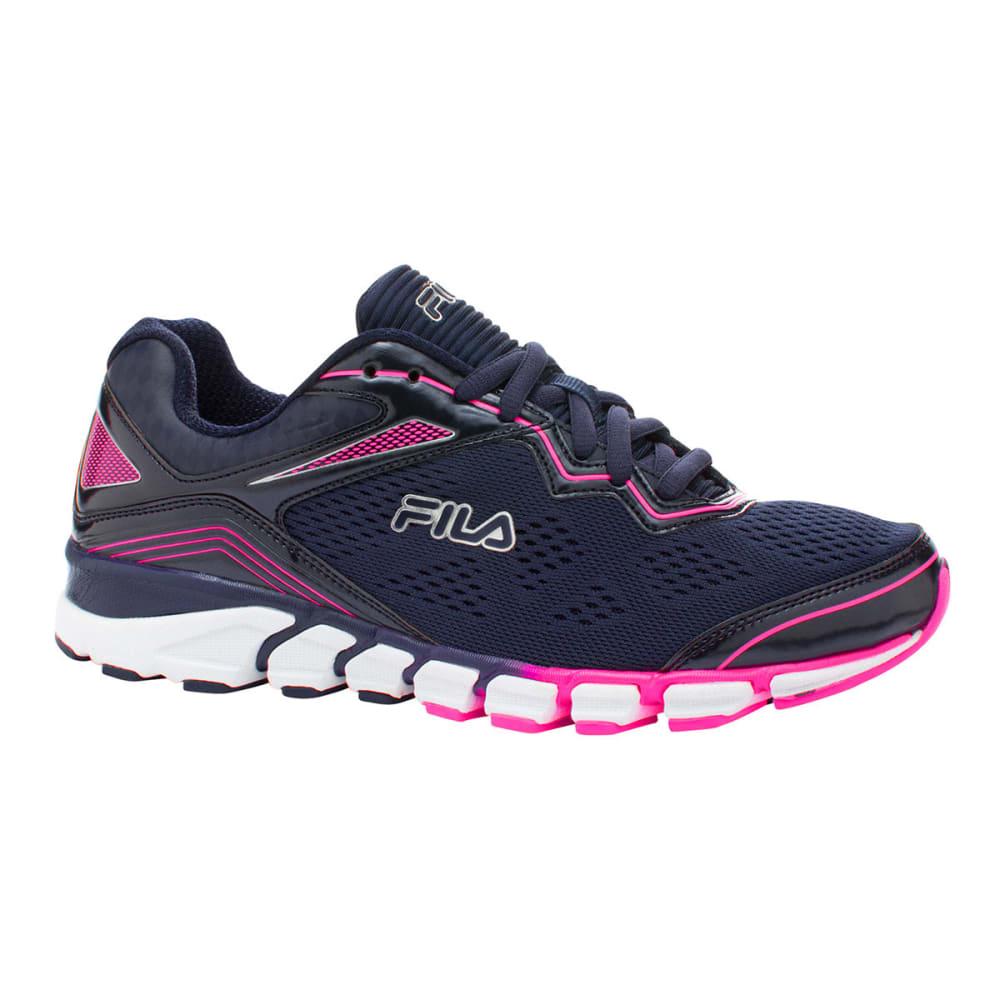 FILA Women's Mechanic 2 Energized Sneakers - NAVY