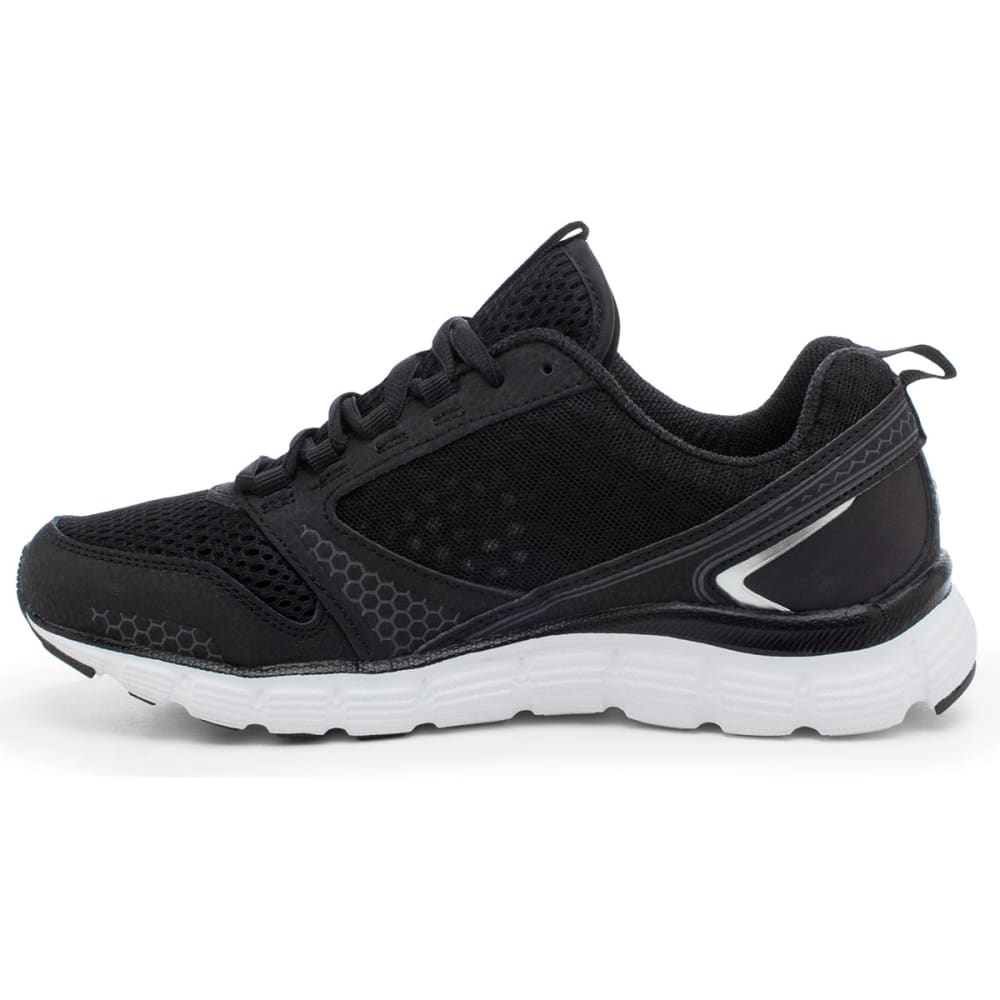 FILA Women's Memory Windstar Shoes - BLACK