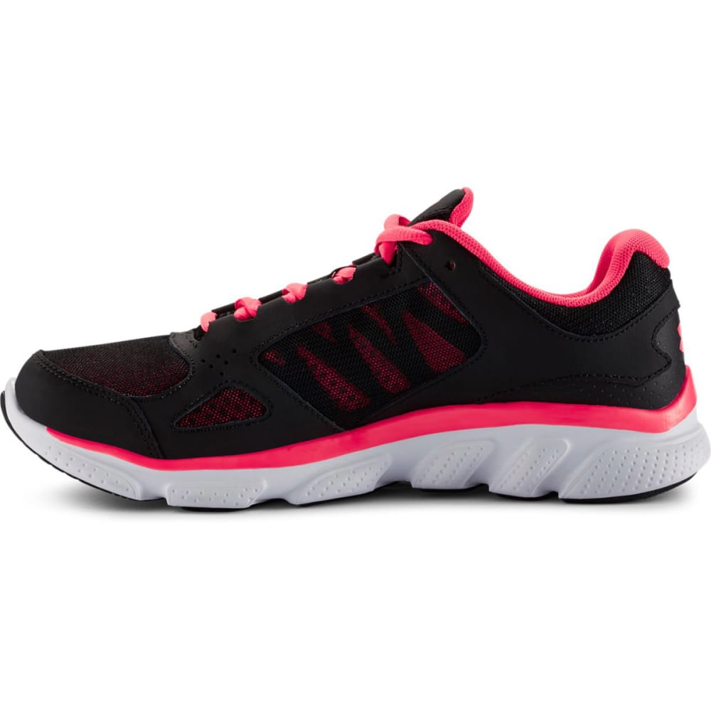UNDER ARMOUR Women's Micro G™ Assert V Running Shoes - BLACK