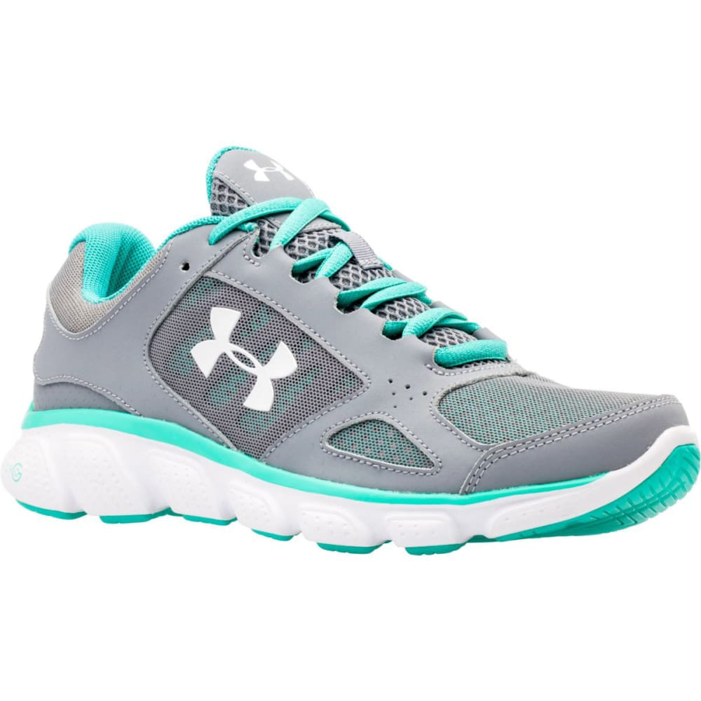 UNDER ARMOUR Women's Micro G™ Assert V Training Shoes - STEEL