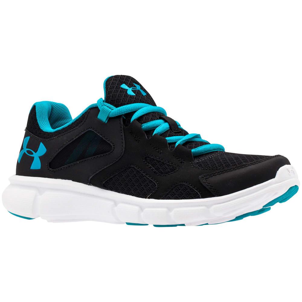 UNDER ARMOUR Women's Thrill Running Shoes - BLACK