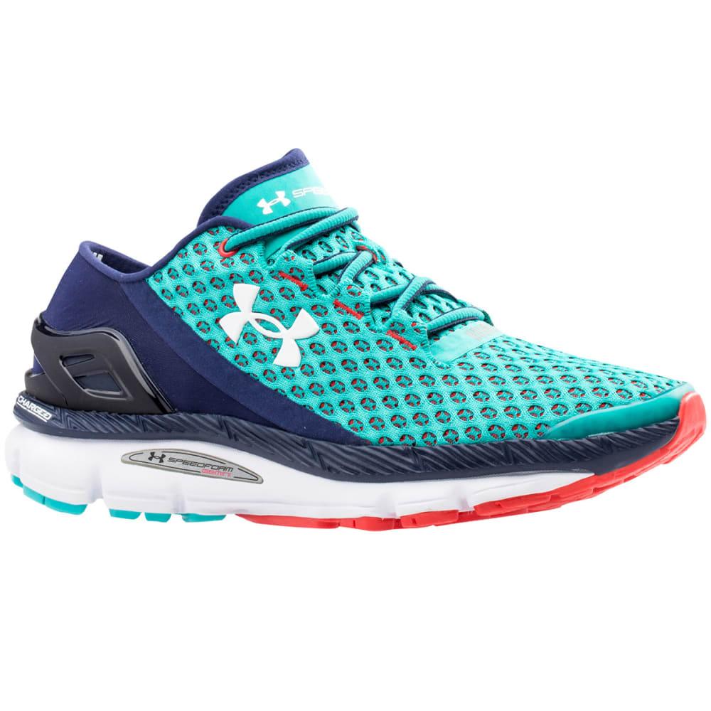 UNDER ARMOUR Women's Speedform Gemini Running Shoes - BLUE