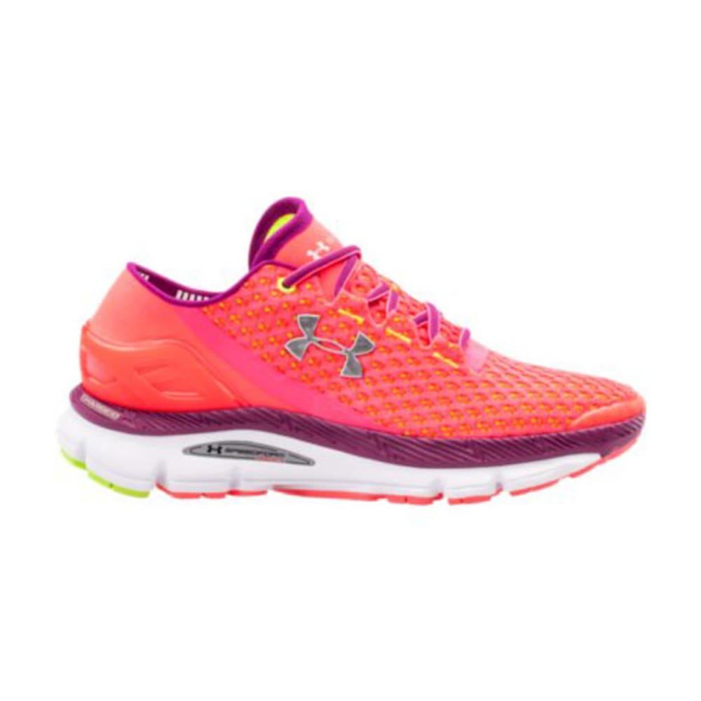 UNDER ARMOUR Women's Speedform Gemini Running Shoes - PINK