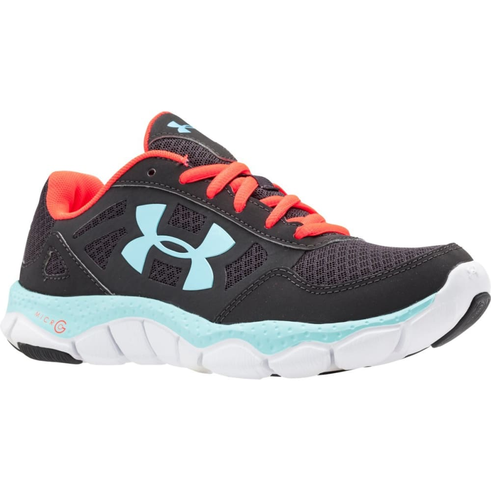 UNDER ARMOUR Women's Engage Running Shoes - STEEL