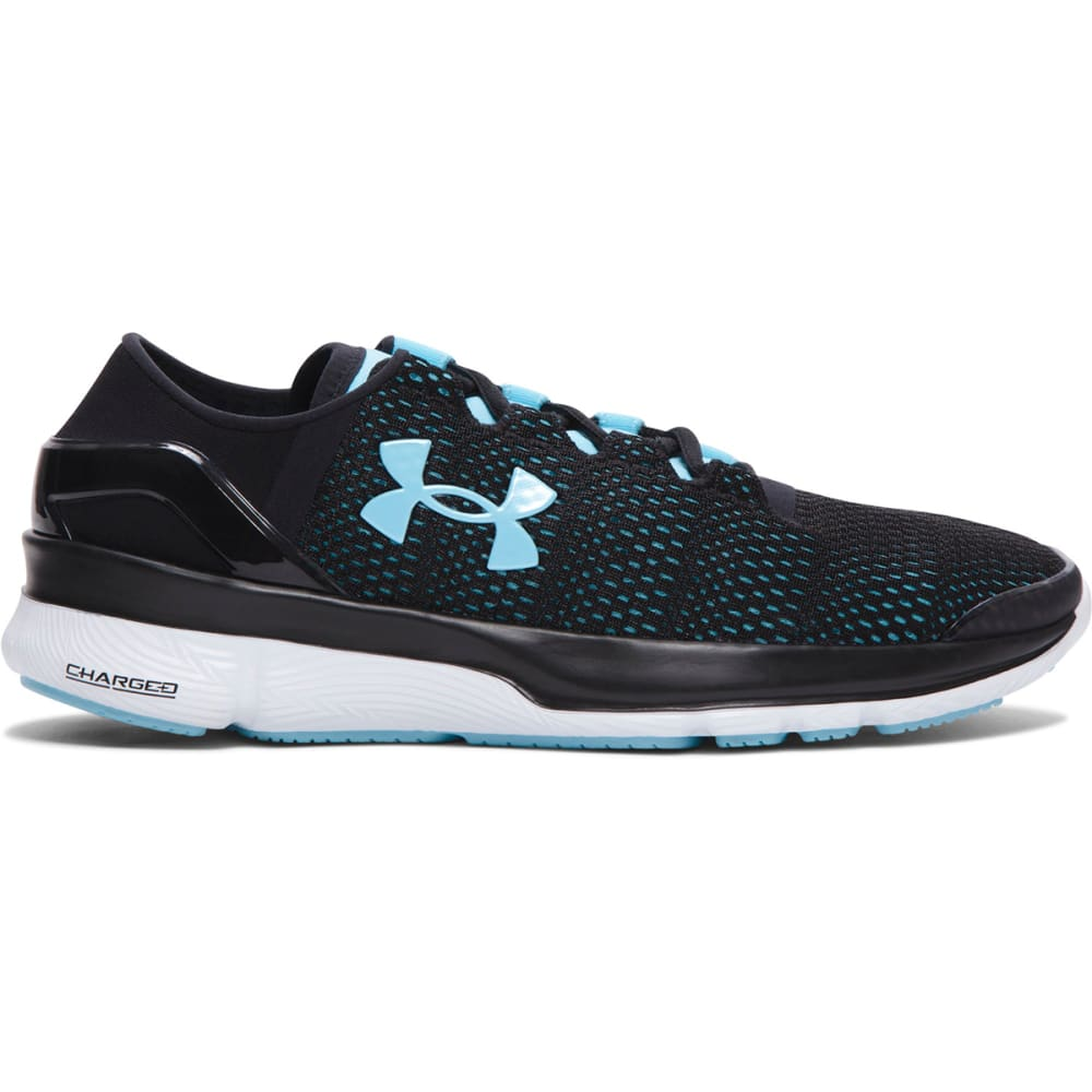 UNDER ARMOUR Women's SpeedForm™ Apollo 2 - BLACK