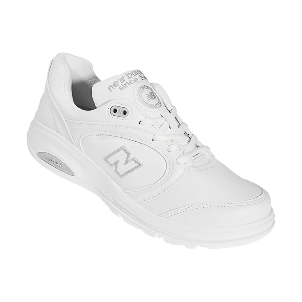 NEW BALANCE Women's Walking Shoes, Medium Width - WHITE