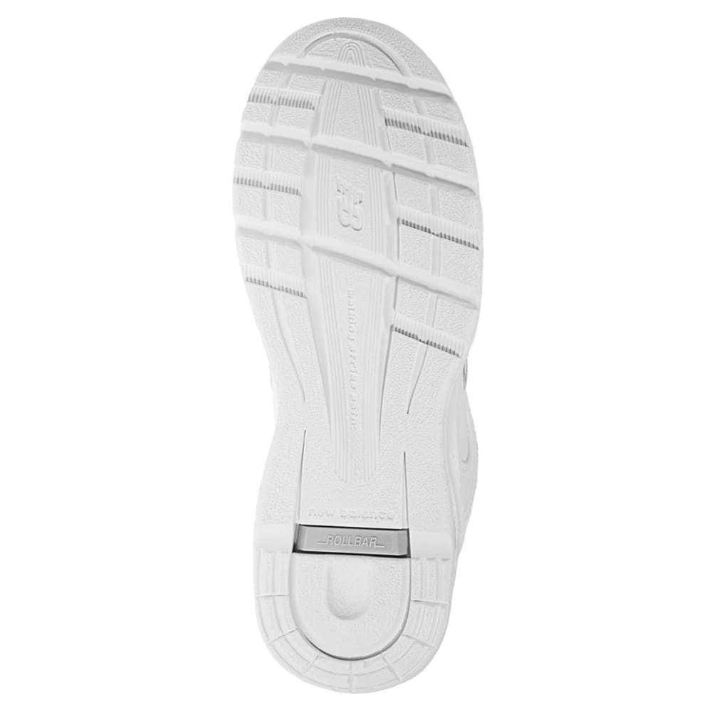 NEW BALANCE Women's Walking Shoes, Wide Width - WHITE