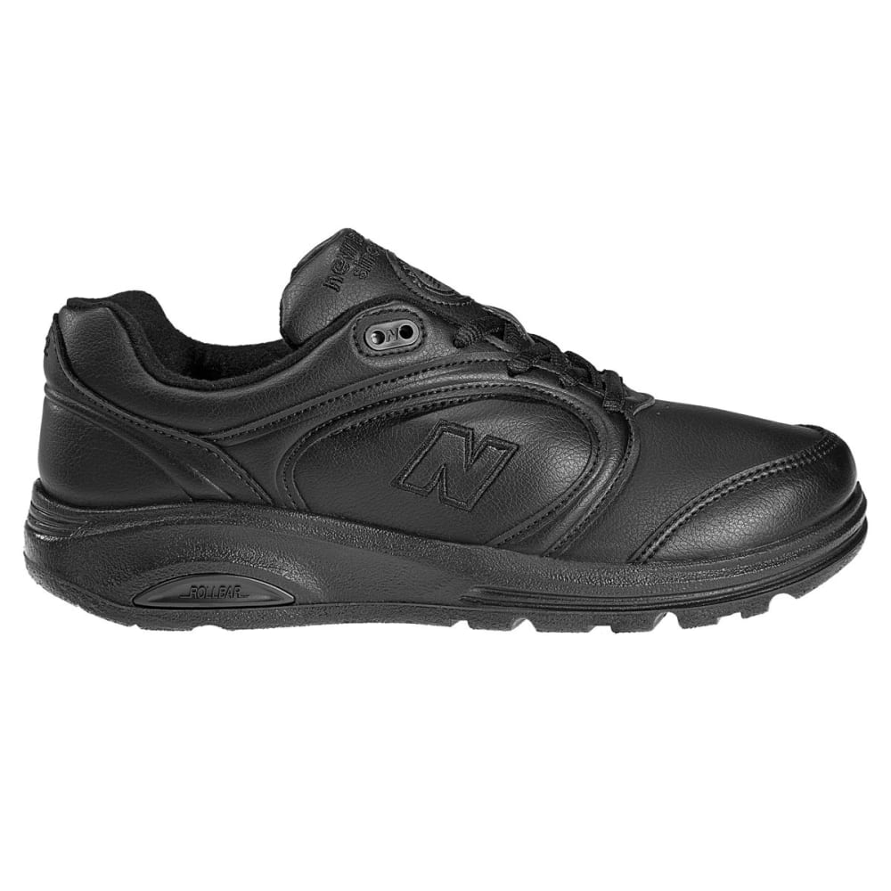 NEW BALANCE Women's Walking Shoes, Wide Width - BLACK