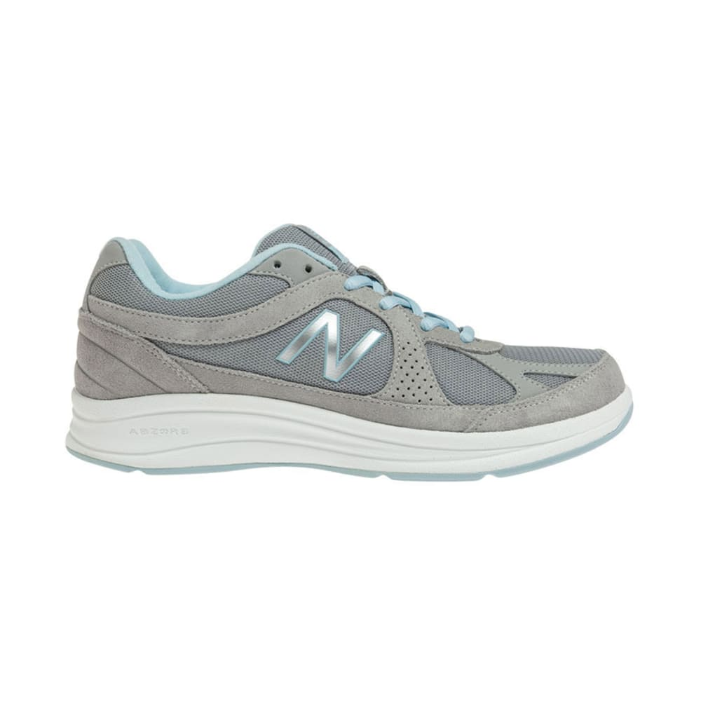 NEW BALANCE Women's WW877SB Fitness Walking Shoes - SILVER