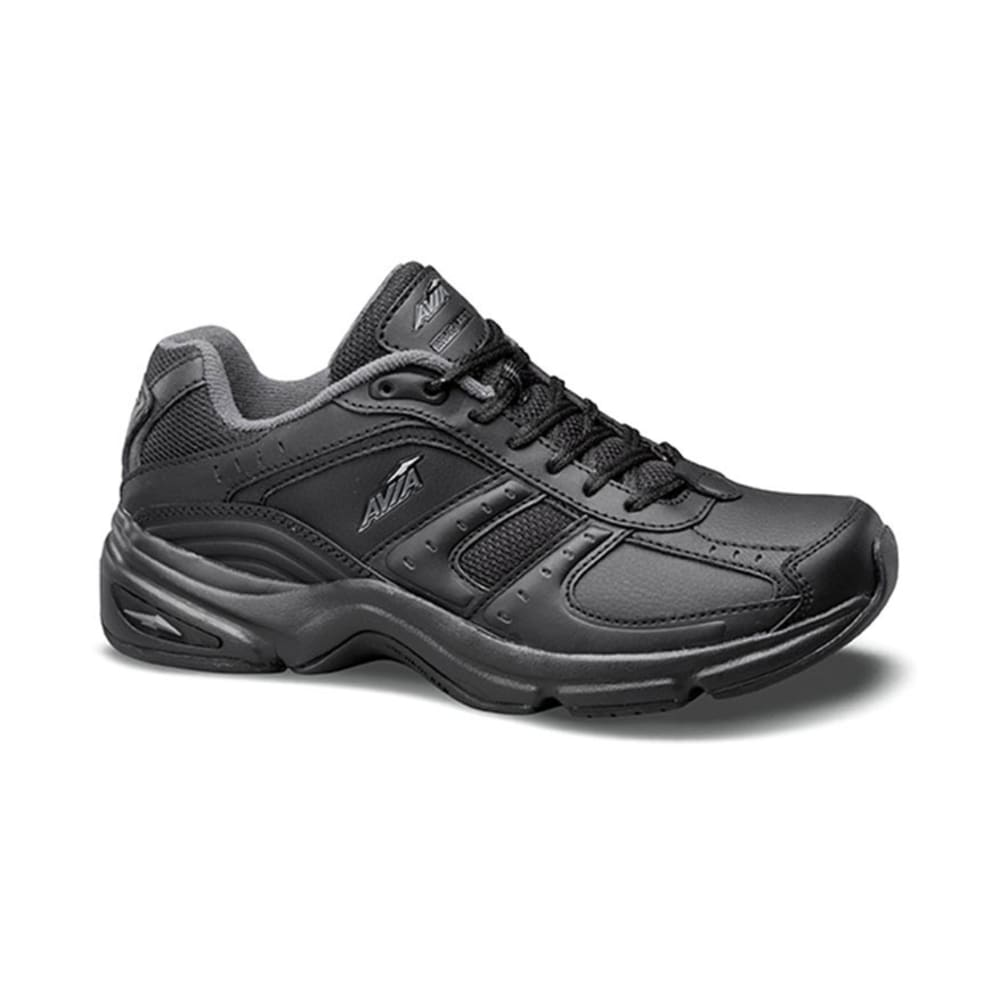 AVIA Women's Avi-Volante Walking Shoes, Wide - VALUE DEAL - BLACK