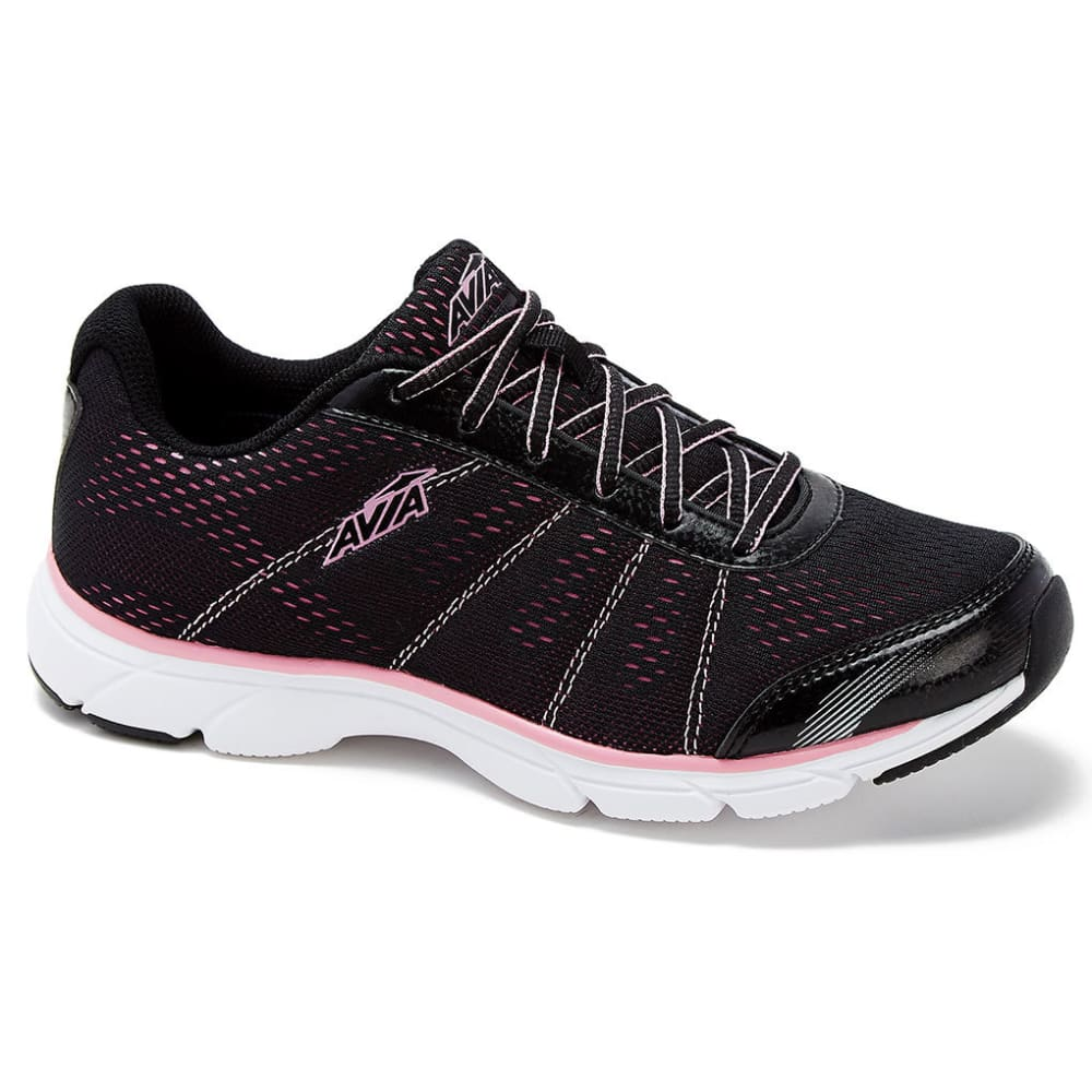 Avia Women's Avi-Rove Sneakers - Black, 6
