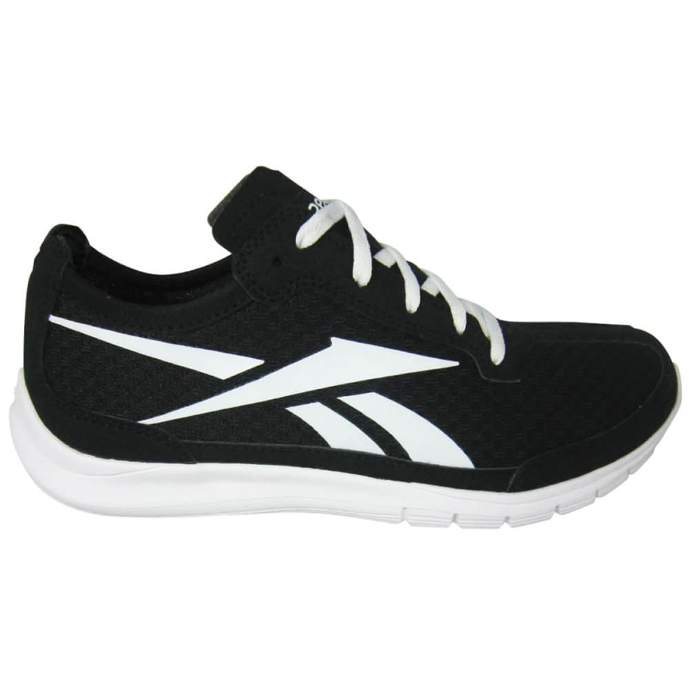 REEBOK Women's Sport Ahead Action Rs Sneakers - BLACK