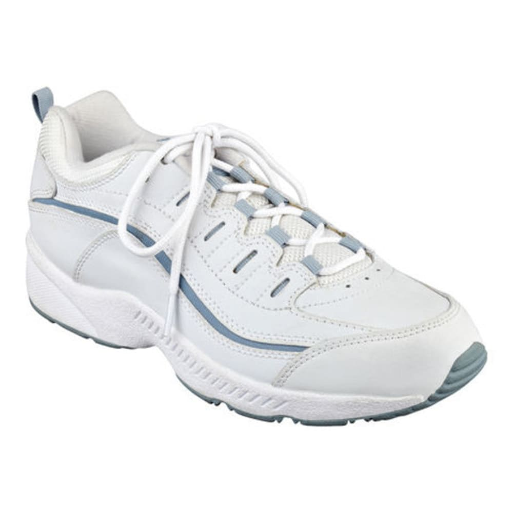 EASY SPIRIT Women's Romy Walking Shoes, Wide - HEATHER STONE