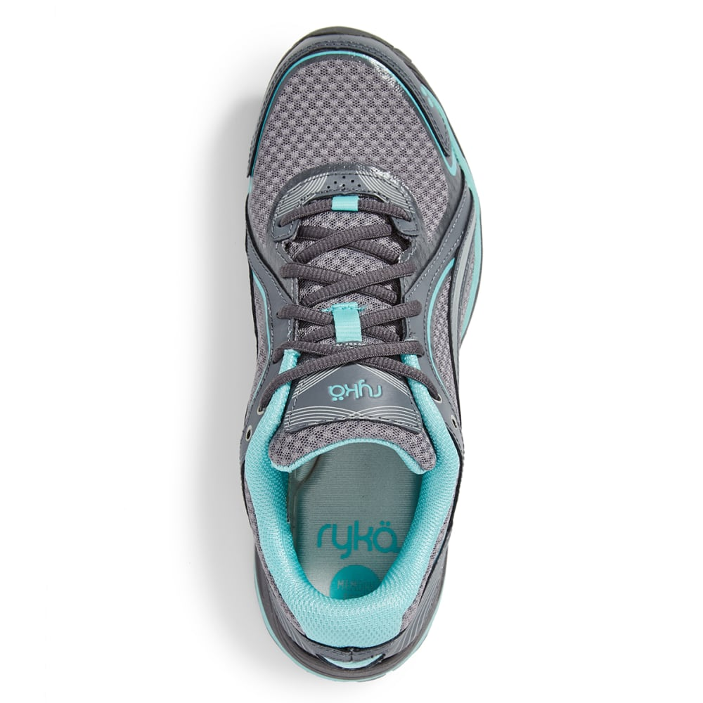 RYKA Women's Sky Walk Walking Shoes - GREY