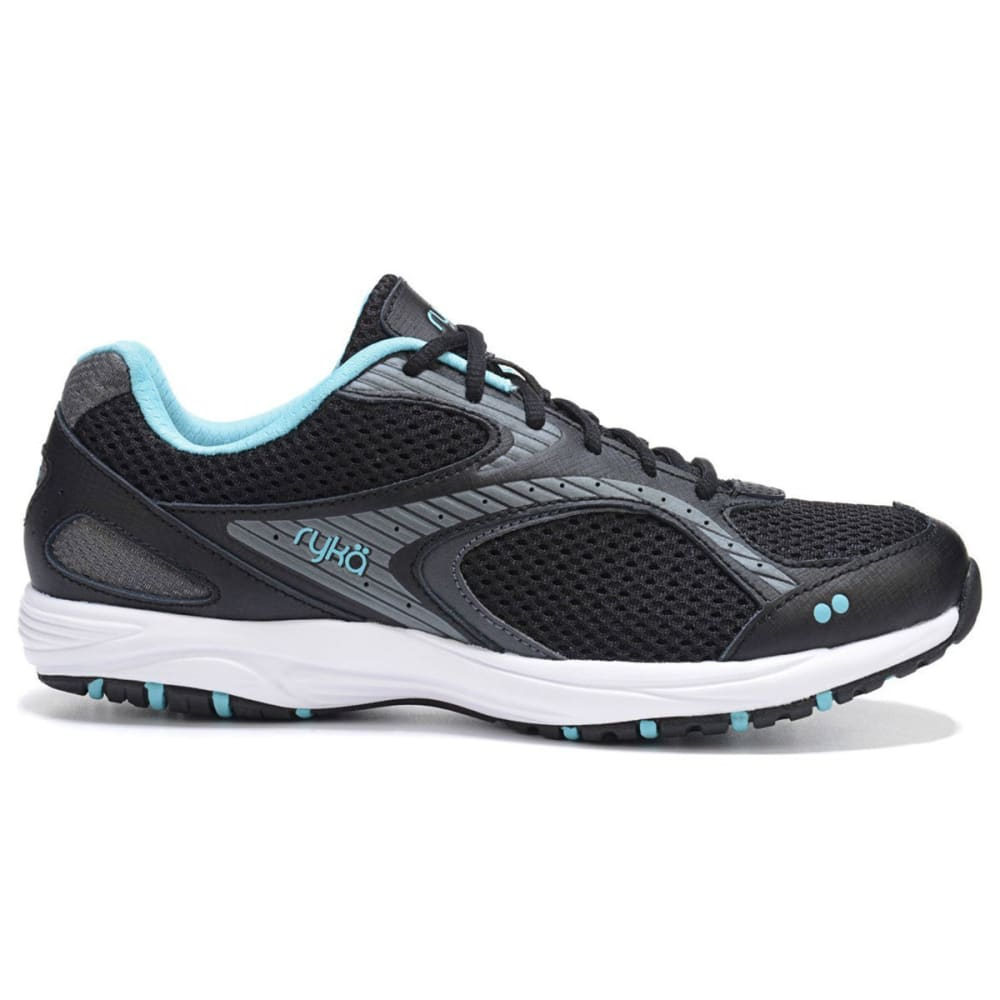 RYKA Women's Dash 2 Sneakers - BLACK