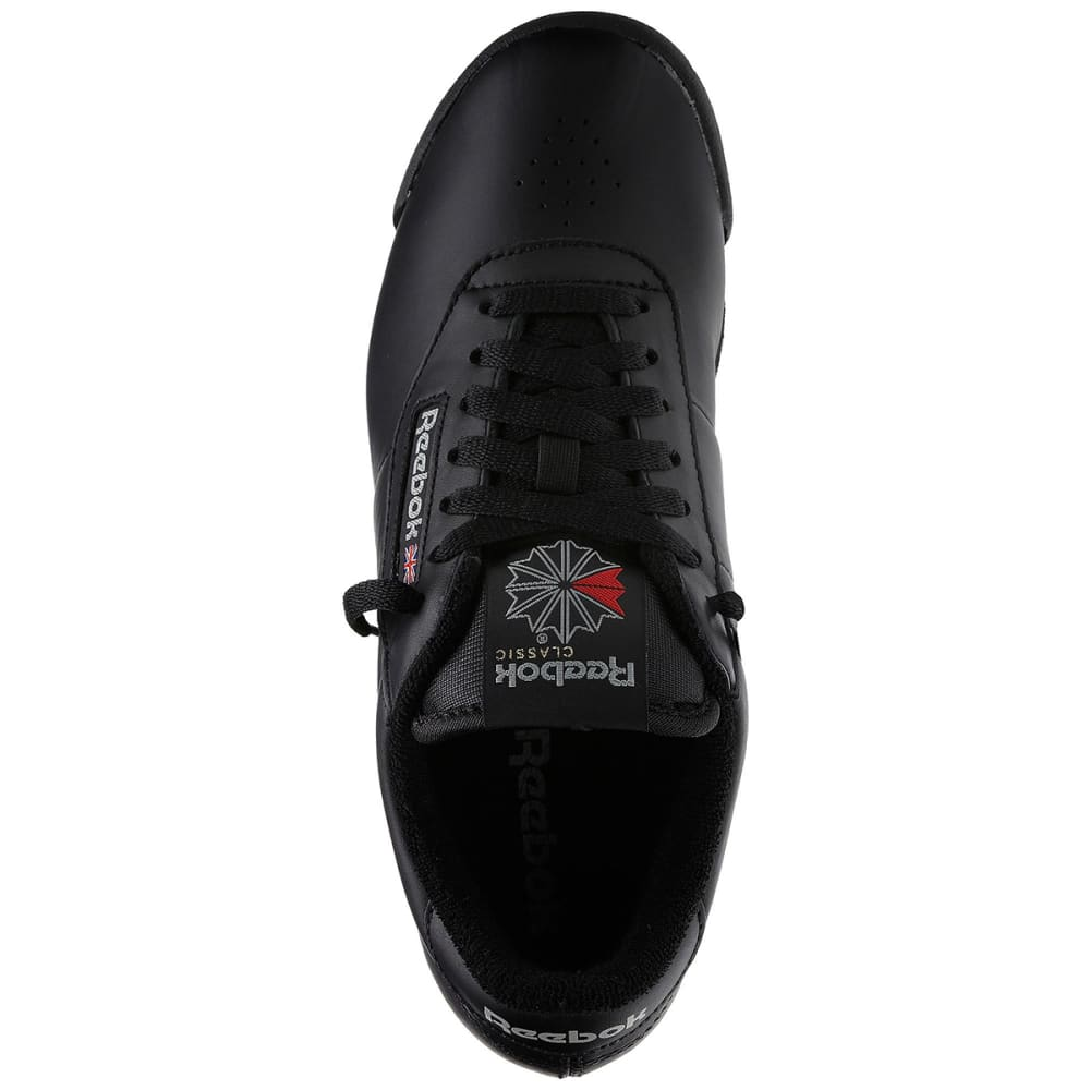 REEBOK Women's Princess Shoes - BLACK