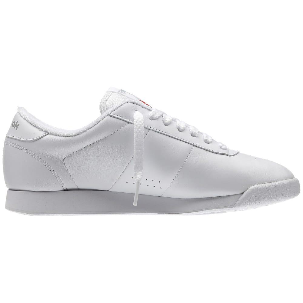 REEBOK Women's Princess Shoes - WHITE