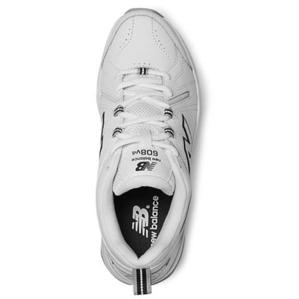 NEW BALANCE Women's 608v4 Sneakers - WHITE