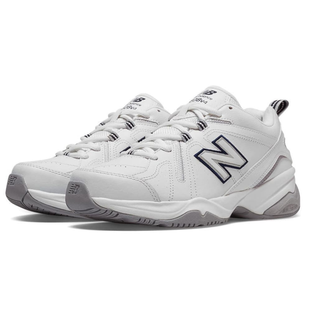NEW BALANCE Women's 608v4 Sneakers - WHITE