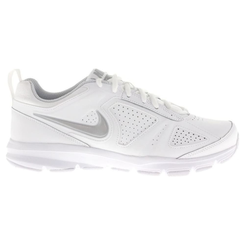 NIKE Women's T-Lite XI Cross-Training Shoes - WHT/PLAT/BLK/SILVER