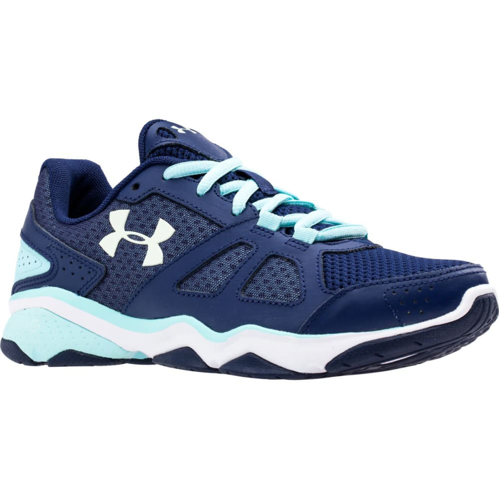 UNDER ARMOUR Women's Micro G® Strive V - BLUE KNIGHT
