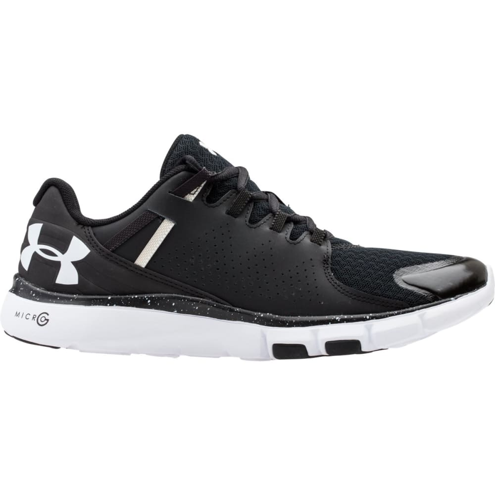 UNDER ARMOUR Women's Micro G Limitless Training Sneakers - BLACK
