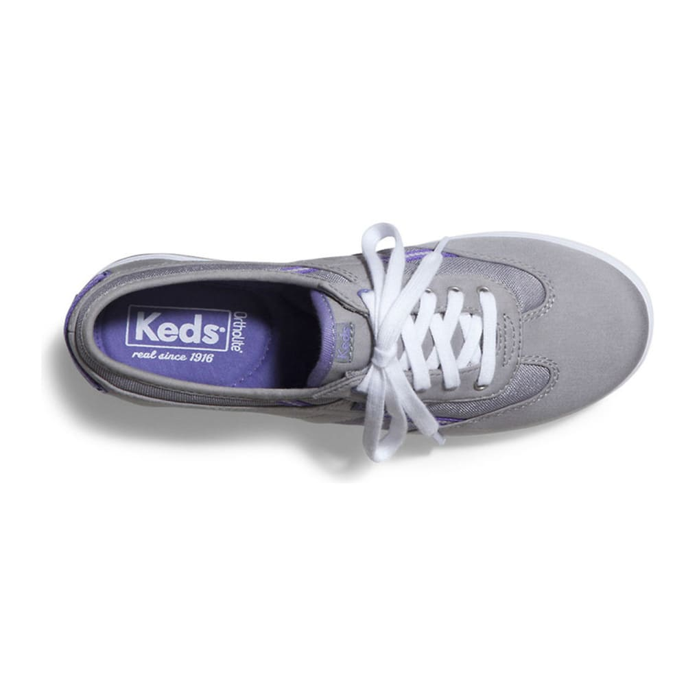 KEDS Women's Craze T-Toe Sneakers - GREY
