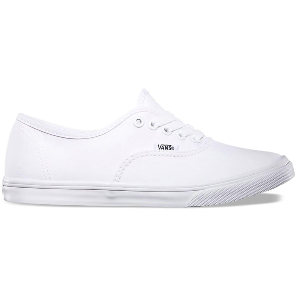 VANS Unisex Authentic Lo Pro Shoes - WHITE VN-0F7BQLZ