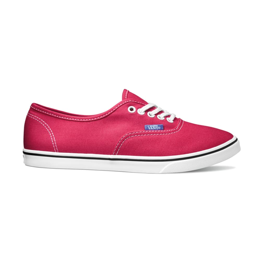Vans Unisex Authentic Lo Pro - Red, 5