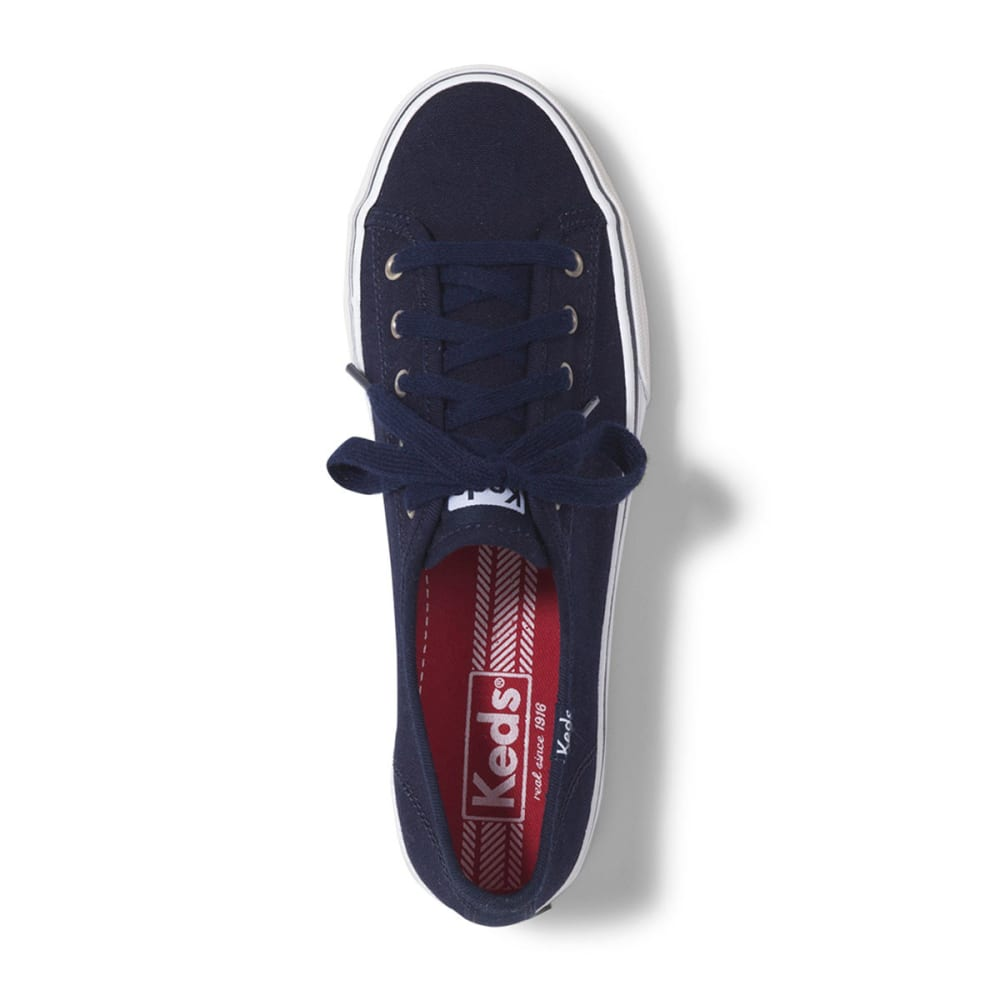 KEDS Women's Double Up Shoes - NAVY