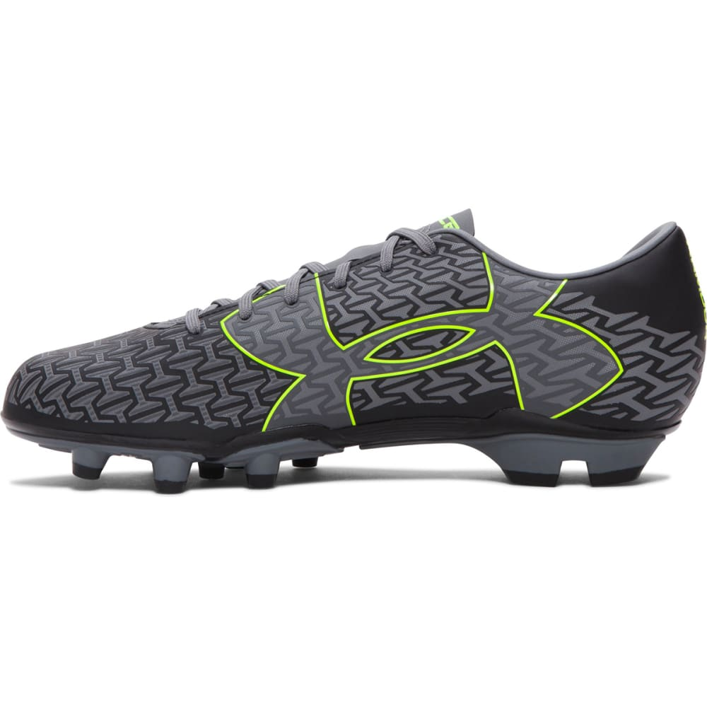 UNDER ARMOUR Men's CF Force 2.0 Soccer Cleats - BLACK