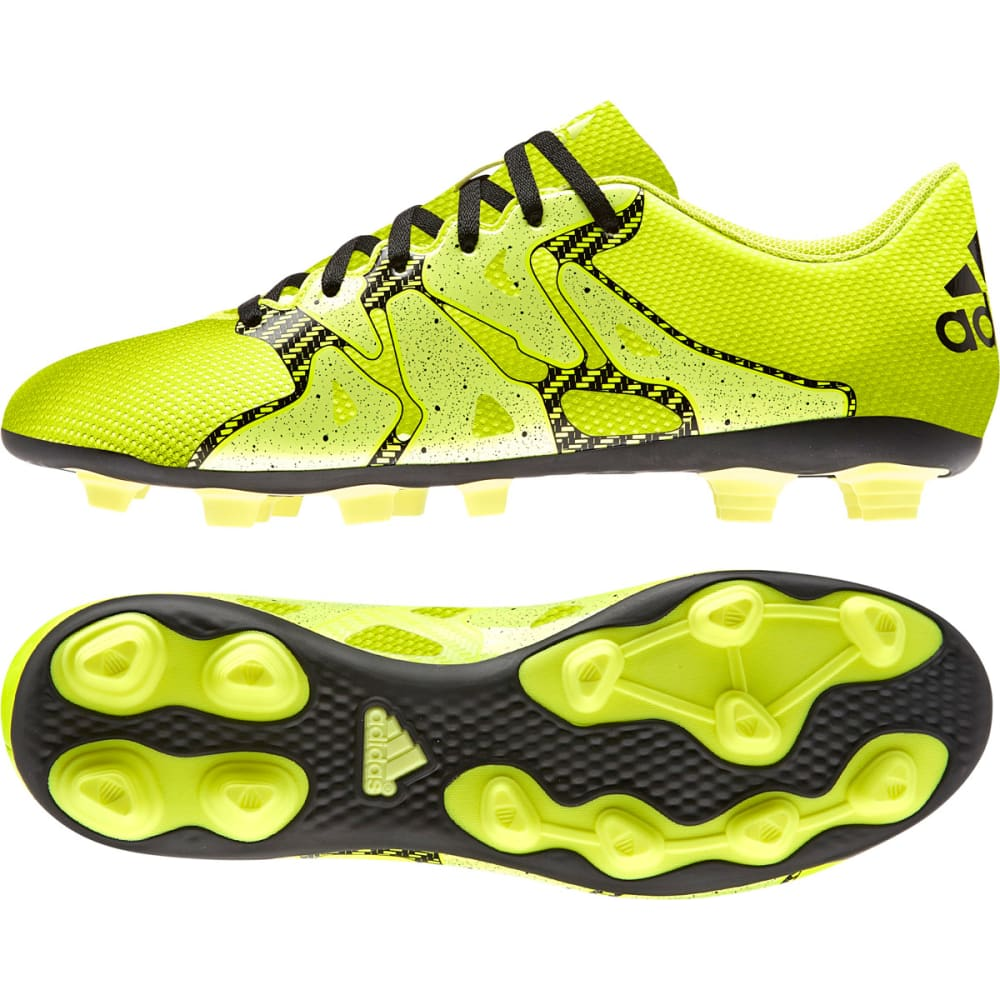 ADIDAS Men's X 15.4 FxG Soccer Cleats - POINCIANA