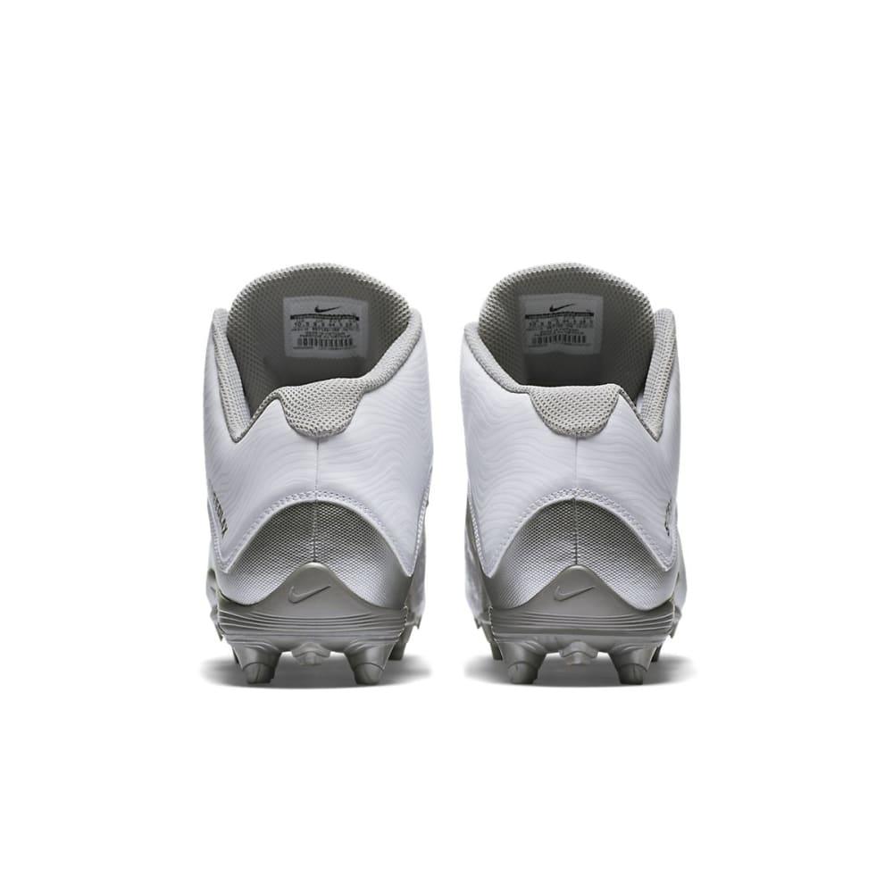 NIKE Men's Speedlax 5 Lacrosse Cleats - WHITE/PERIWINKLE