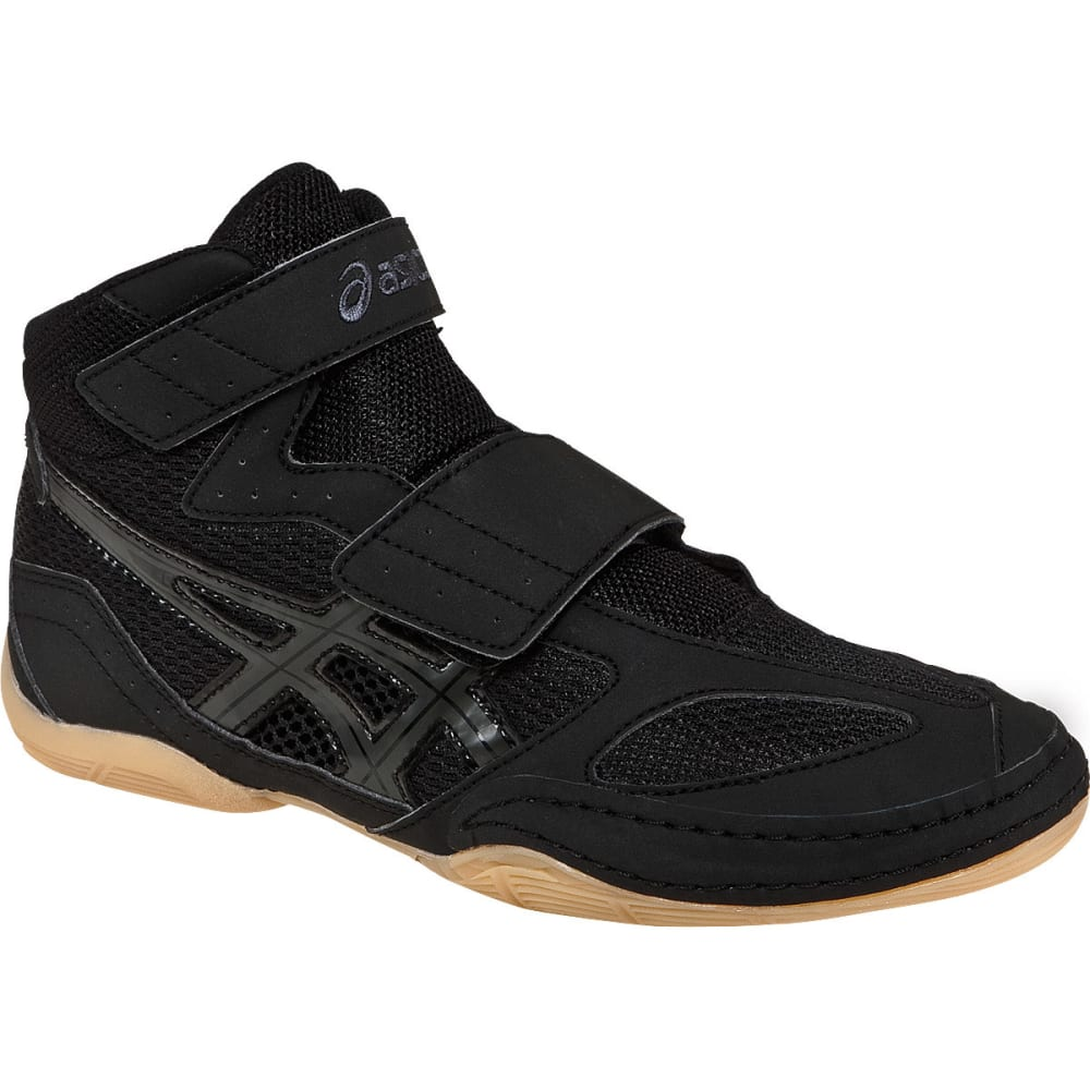 ASICS Youth MatflexÃ'® 4 GS Wrestling Shoes - ONYX