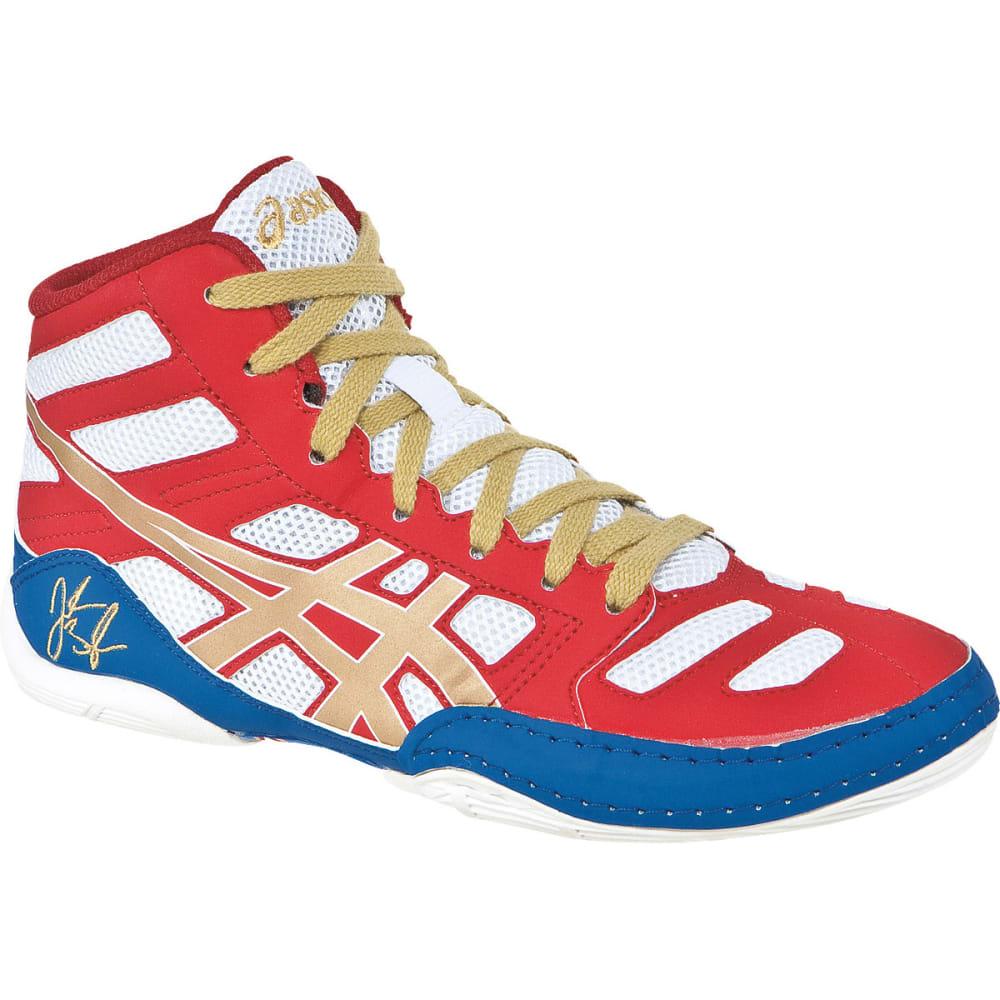 ASICS Kids' JB Elite Wrestling Shoes - VALUE DEAL - RED