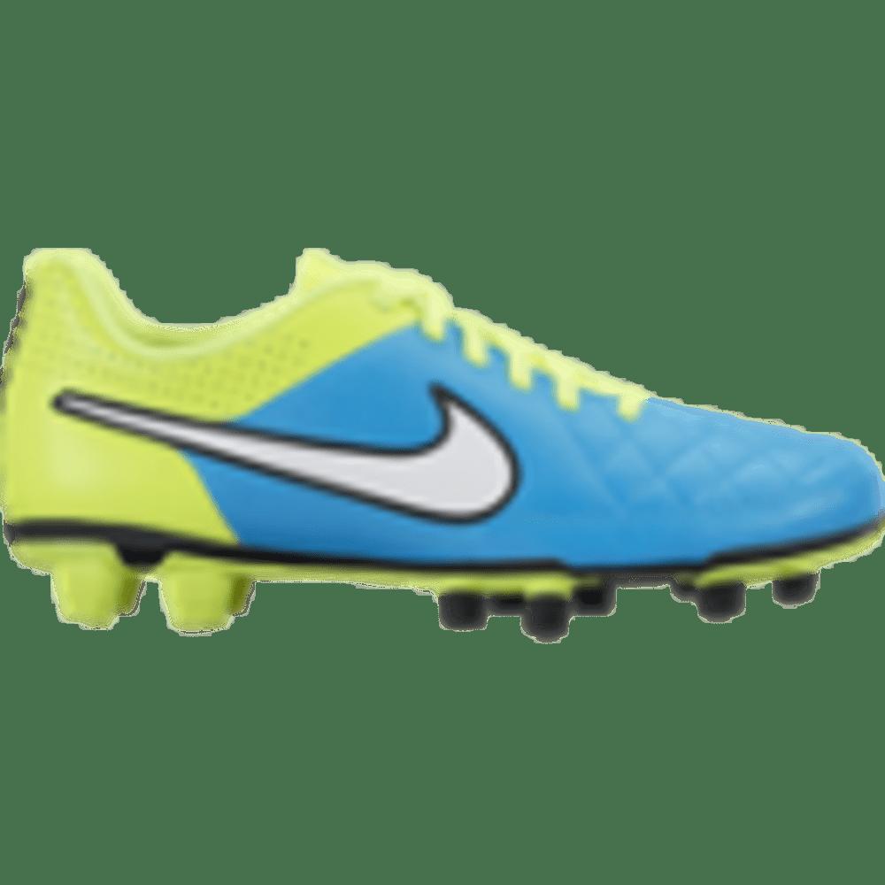 NIKE Women's Tiempo Rio II FG Soccer Cleats - BLUE