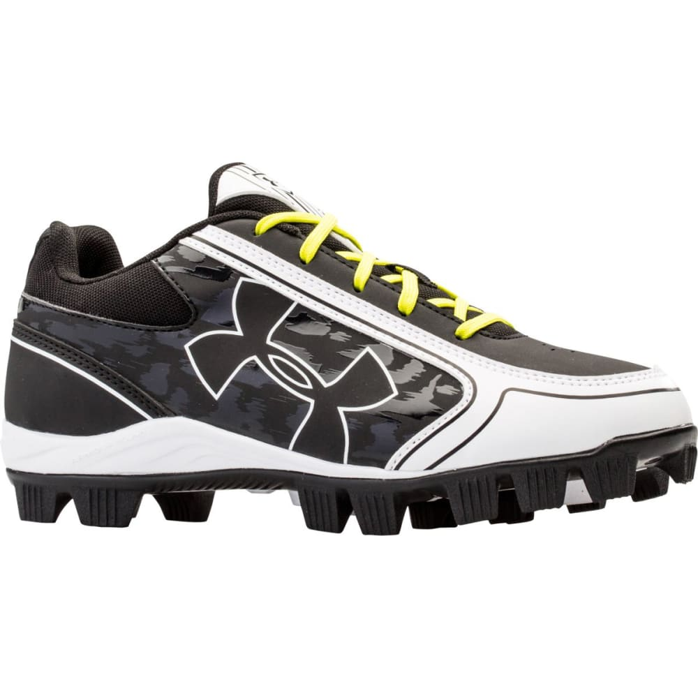 UNDER ARMOUR Women's Glyde RM Softball Cleat - BLACK