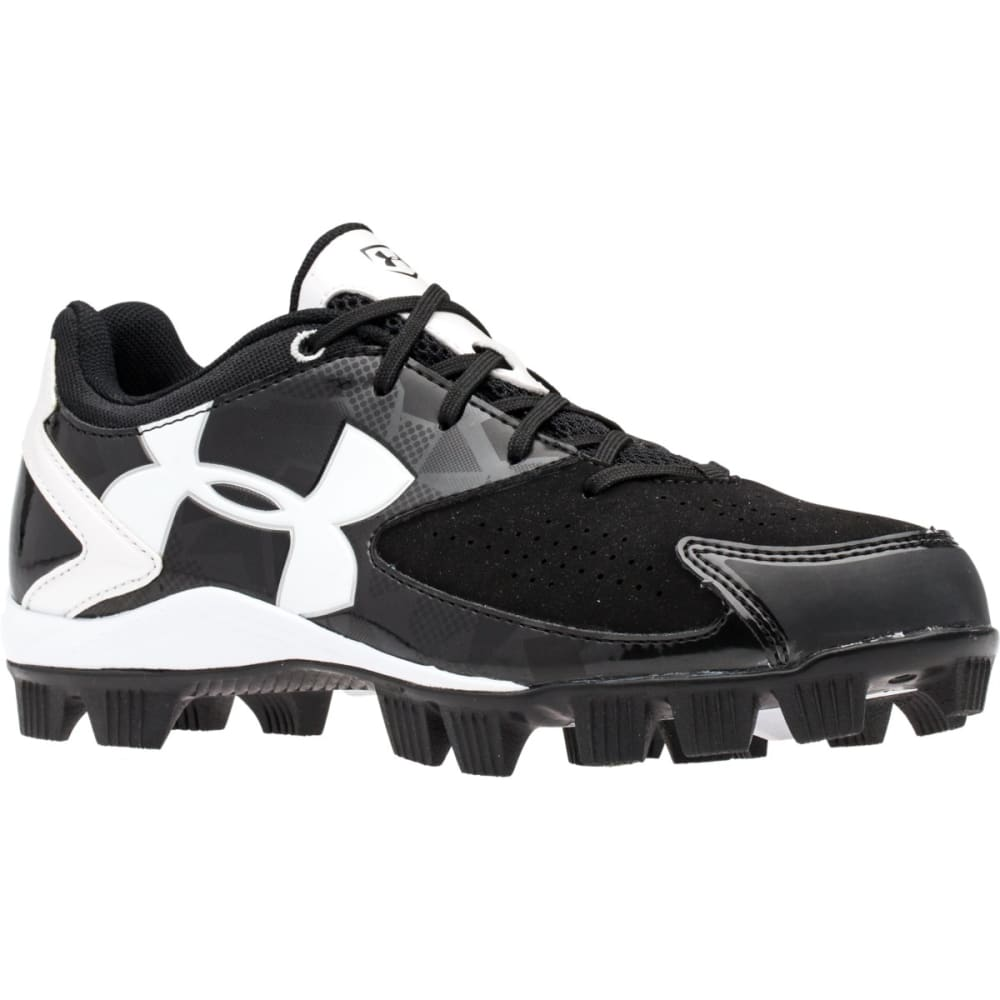 UNDER ARMOUR Women's Glyde RM CC Softball Cleat - BLACK