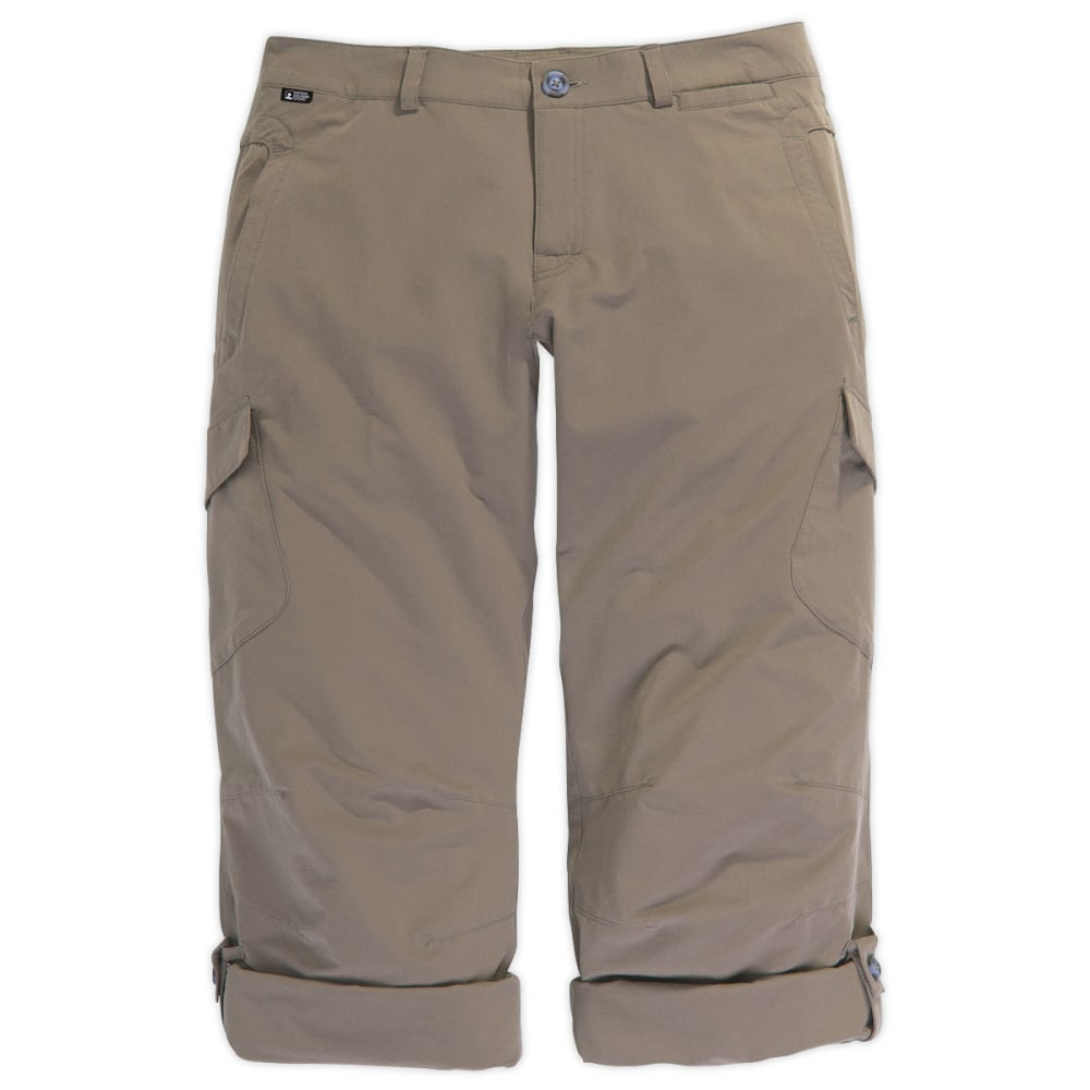 EMS Women's Trailhead Pants, Inseam Options - KHAKI